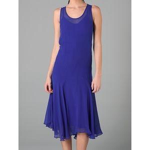 Maggie Ward silk lined dress s Med